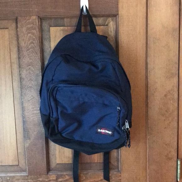 Eastpak backpack navy blue. M 5bba1153de6f62e6a1fe5f50